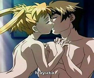 Cute Hentai Couple XXX Anime..
