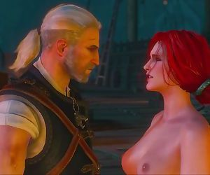 The Witcher 3:Wild Hunt Triss..