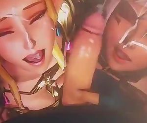 The Legend of Zelda Porn..