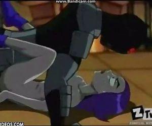 Teen Titans: Raven Fuck Full - 10..
