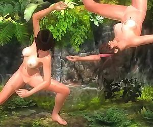 Dead or Alive 5 1.09 - Lefiang vs..