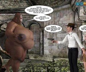3D Comic: Neue Rasse 9-10 - 24..