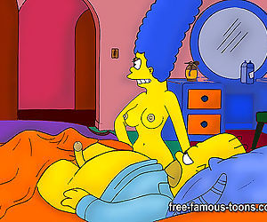 Simpsons hardcore orgy - part 6