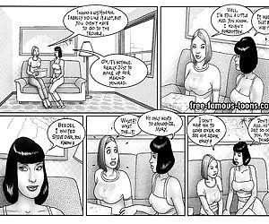 Hot girls in lesbian orgy - part 10