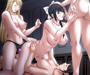 Anime dickgirls group sex - part 12