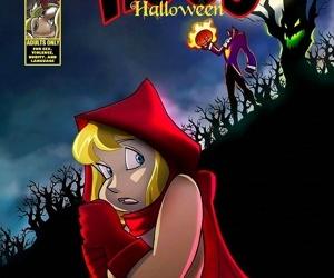 JKR- Hood Halloween- Kinky Fairy..