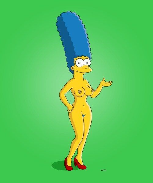 The Simpsons - MargeView in Full..