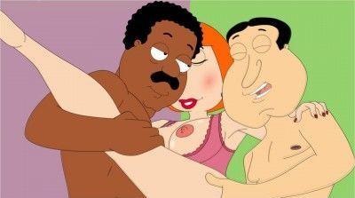 The Cleveland Show cartoon porn..