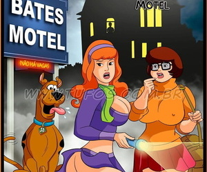 Scooby-Toon – Roadside Motel 6