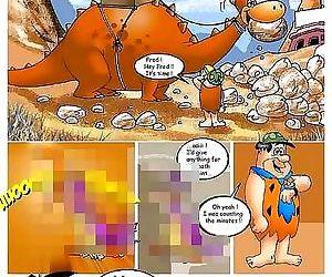 Flintstones orgy - part 2586