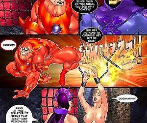 Flintstones orgy new - part 1669