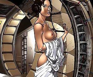 Star wars porn cartoons - part 241