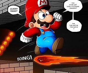 Princess Peach - Thanks Mario