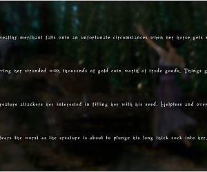 A Barbarians Reward - part 5