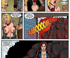 Danger Girl - In The Clutches Of Cobra 2
