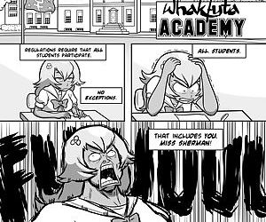 Whakfuta Academy