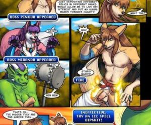 Pinkuh- Flayne's Fantasy XV