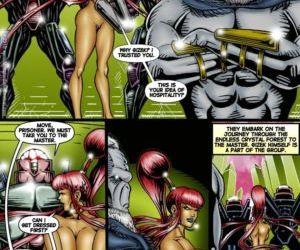 Alien Huntress 26-30