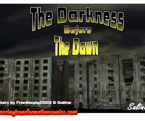 AmazingTransformation- The Darkness Before The Dawn