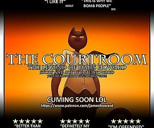 James Howard- The Courtroom