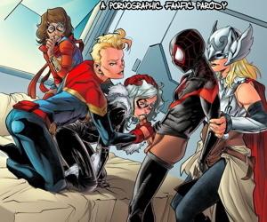 Tracy Scops- Ms.Marvel- Spiderman 001 – Bayushi