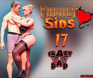 Crazydad rodzina Grzechy 17
