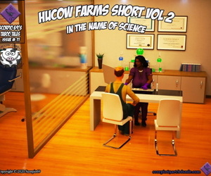 Scorpio69- Hucow Farms Shorts Vol 2- In The Name Of Science