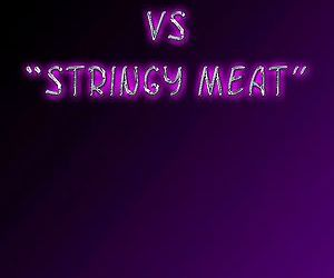 Captured Heroines- Phantom vs. Stringy Meat