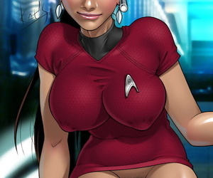 Kats – Star Trek Uhura Alternate