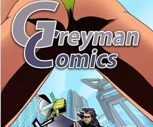 Kris P.Kreme – Greyman Comics 3