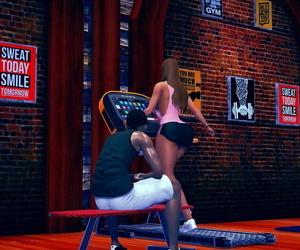 Ang3D- The Gym