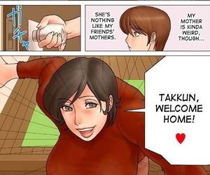 TAKASUGI Kou – Pleasing Mother
