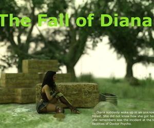 TRTraider- CGI 2 Fall of Diana