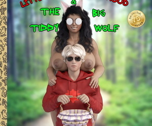 Homestuck – The Big Tiddy Wolf