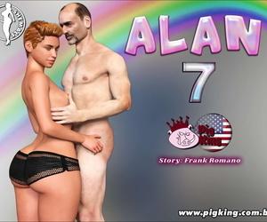 Pigking3D- Alan 7