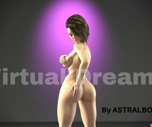 AstralBot3D – Virtual Dreams Ch.2