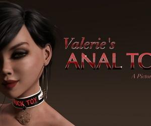 GenX3dx – Valerie's Anal Toy Series 2