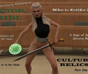 Whilakers – Doctor Zaidi Cultures & Relics 101 Pt 1