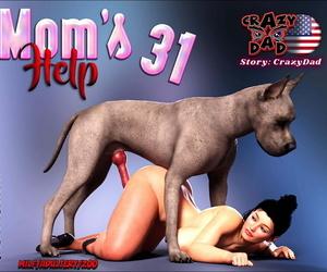 CrazyDad3D- Mom's Help Part 31