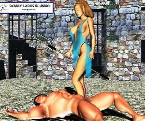 Tasha Morales – Deadly Ladies in Undies 6