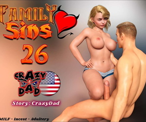 Crazydad3D- Family Sins 26