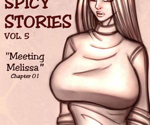 NGT- Spicy Stories Vol.5- Meeting Melissa