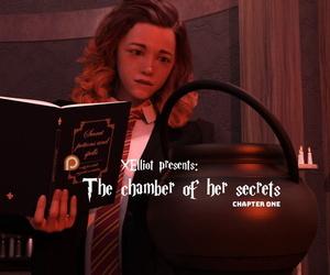 X Elliot – The Chamber Of Her Secretes