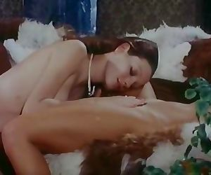 Easy Alice - Annette Haven Buries Her Face Into Linda Wongs VeryHairyPussy