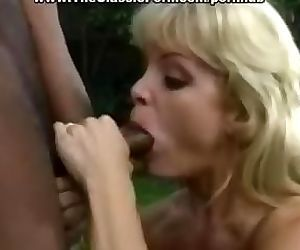 Bride prefers black cock to future husband