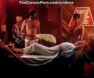 Hard classic porn scenes in a cage