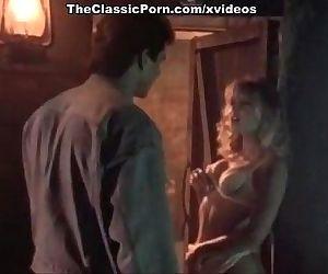 Deidre Holland, Jon Dough, Tony Tedeschi in vintage xxx movie