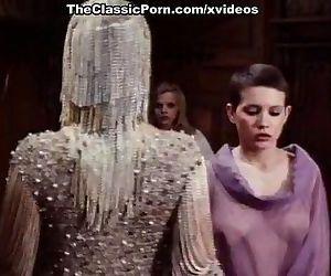 Joëlle Coeur, Marie-France Morel, Brigitte Borghese in classic fuck clip
