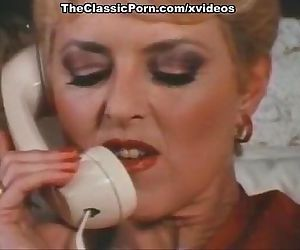Juliet Anderson, John Leslie, Richard Pacheco in classic xxx movie