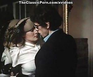 Veronica Hart, Robert Kerman, Mistress Candice in classic porn clip